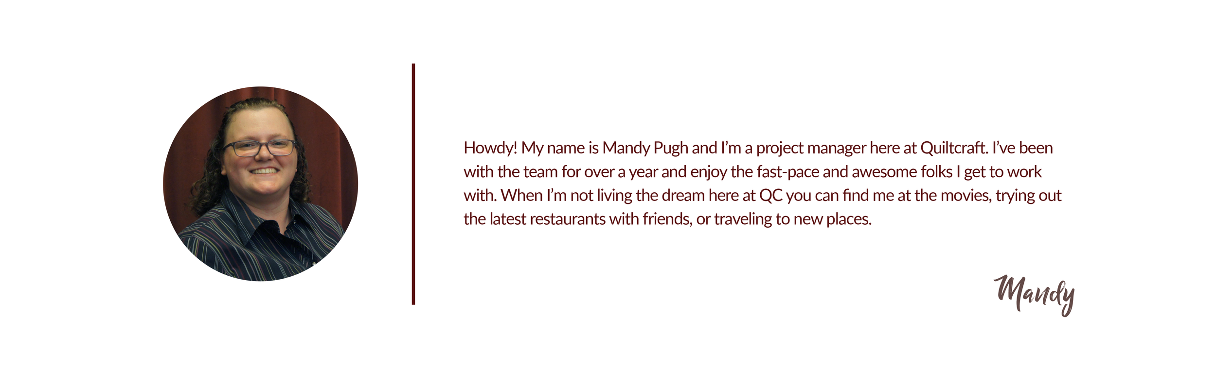 Mandy Pugh