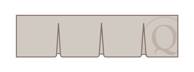 Tailored Valance Drawing