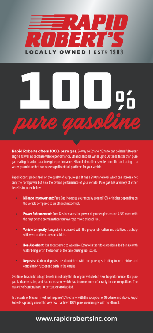 Pure Gas — Rapid Roberts