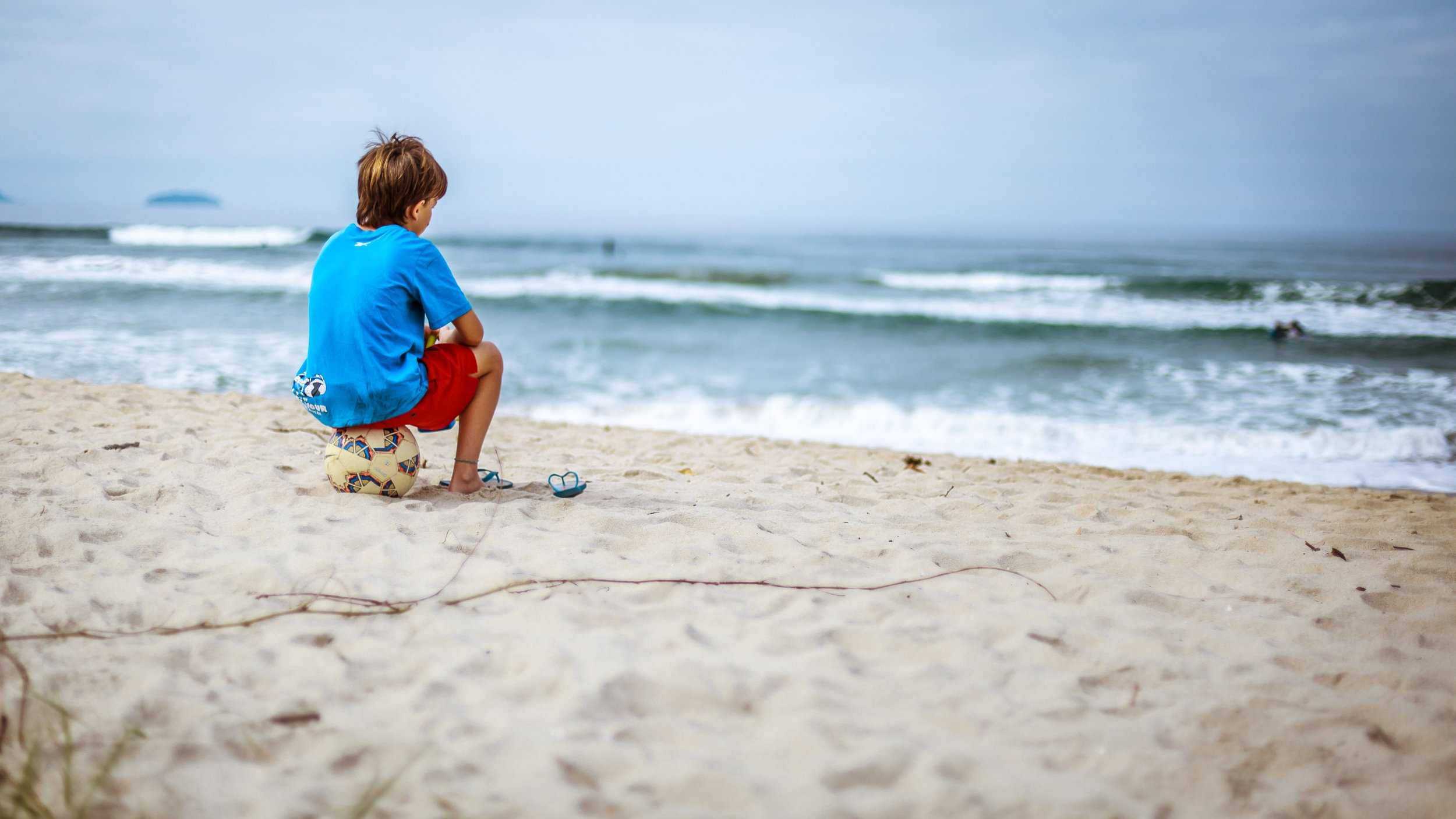 resilient child mindful present
