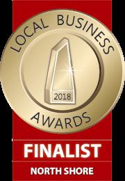 2018 Local business award