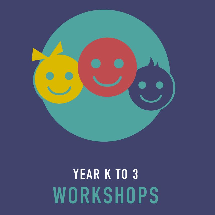 Year K to 3 Workshop