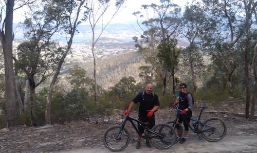 MTB Meehan Ranges - Hobart
