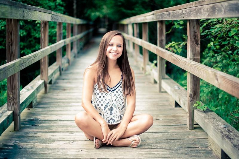 Mechanicsville Senior Portraits - Hanover High School - Kellie - Marshall Arts Photography