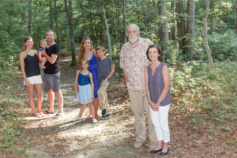 Donohoe Park Family Portraits, Sandston VA - Stacie Marshall Arts Photography