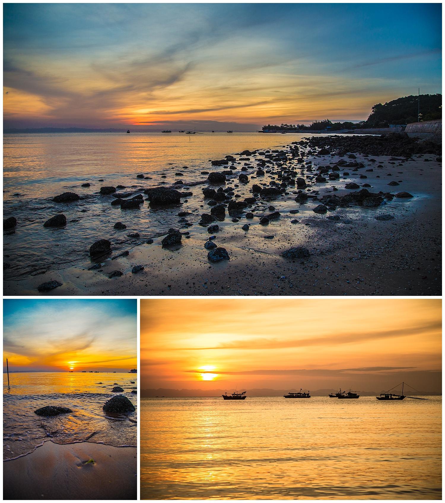 Do San Beach, Vietnam