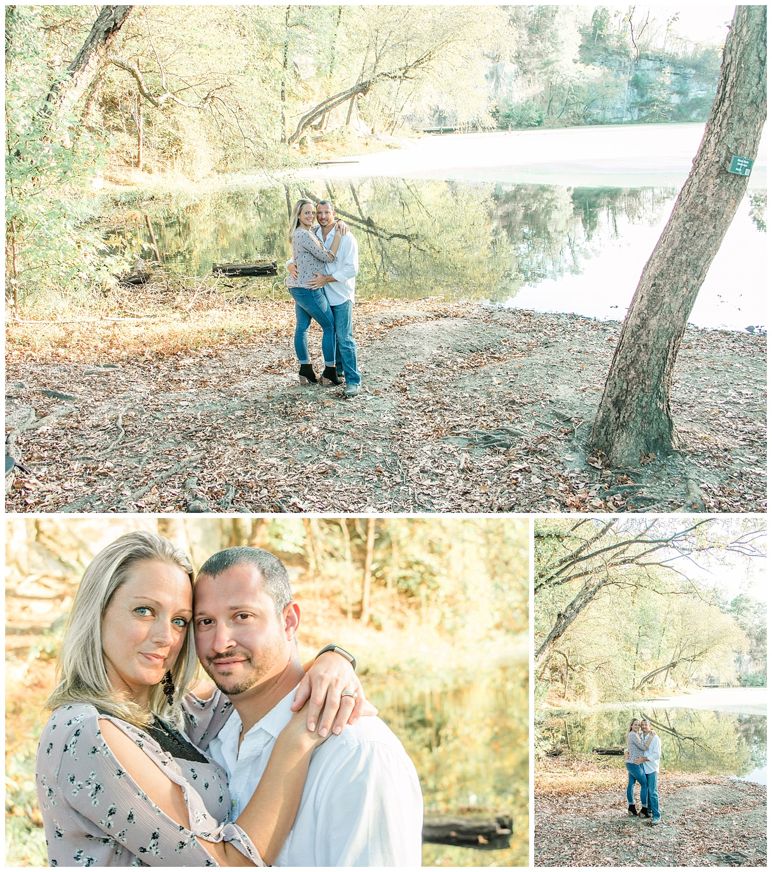 Belle Isle Family Photos - Richmond, Virginia