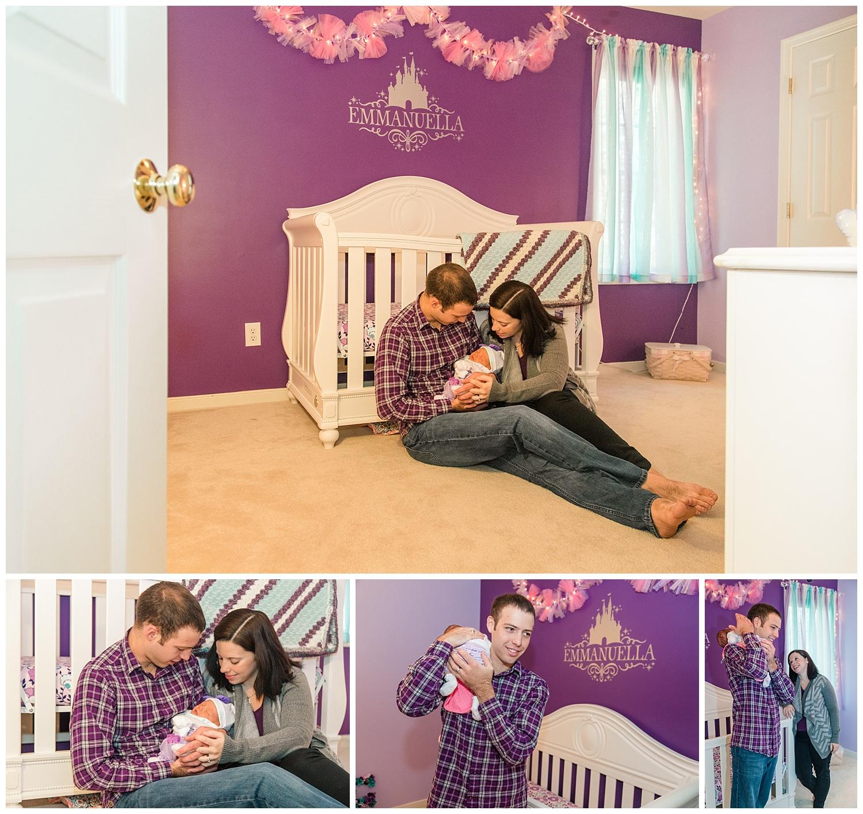 Richmond Fine Art Family Photography - Newborn