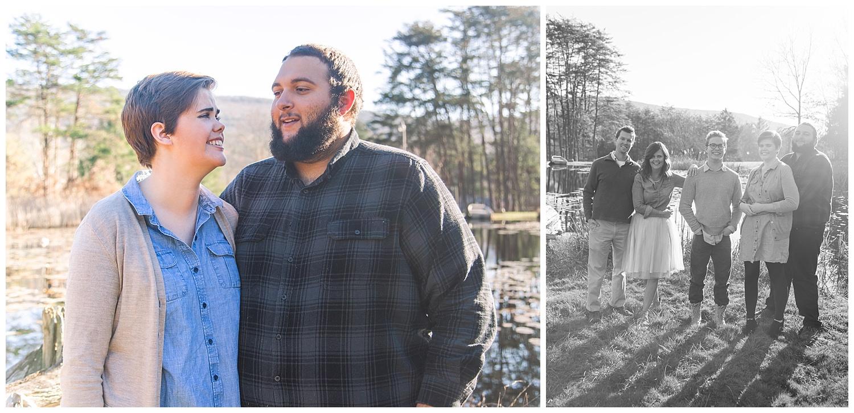 Portraits in Covington, Virginia