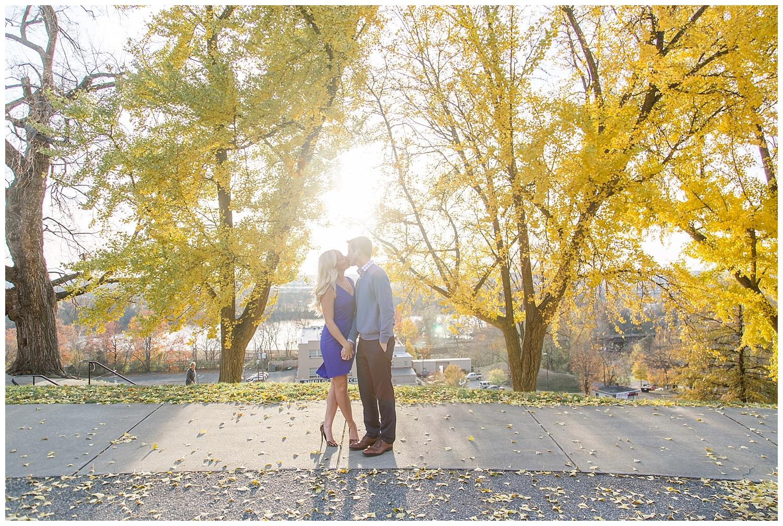 Church Hill Engagement, Richmond VA - Libby Hill Park