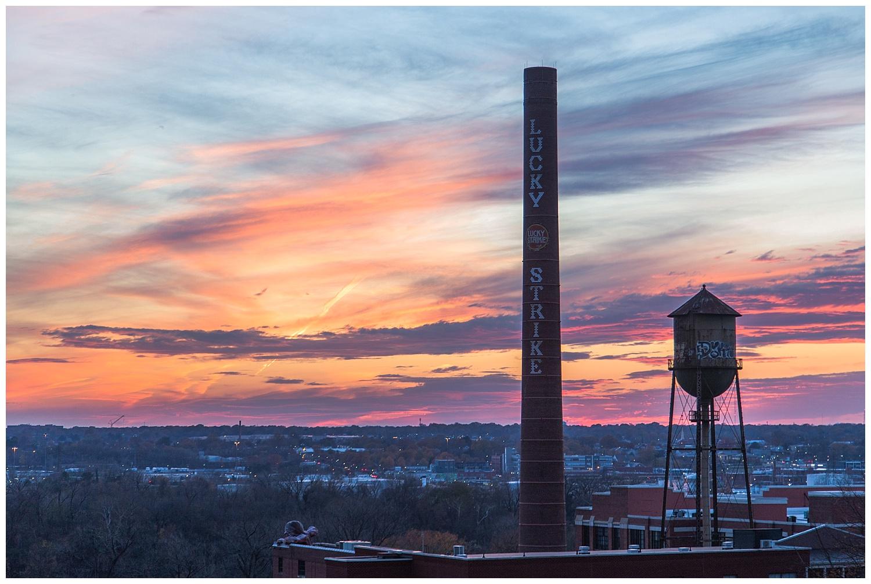 Church Hill Sunset Engagement Photos, Richmond VA