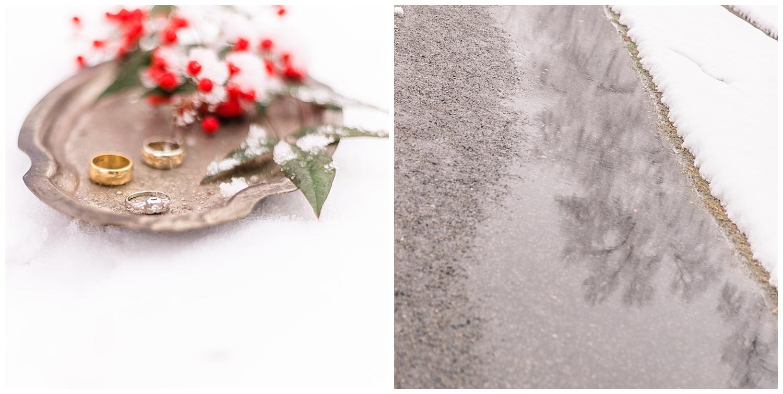 Richmond Snow - Wedding Photography