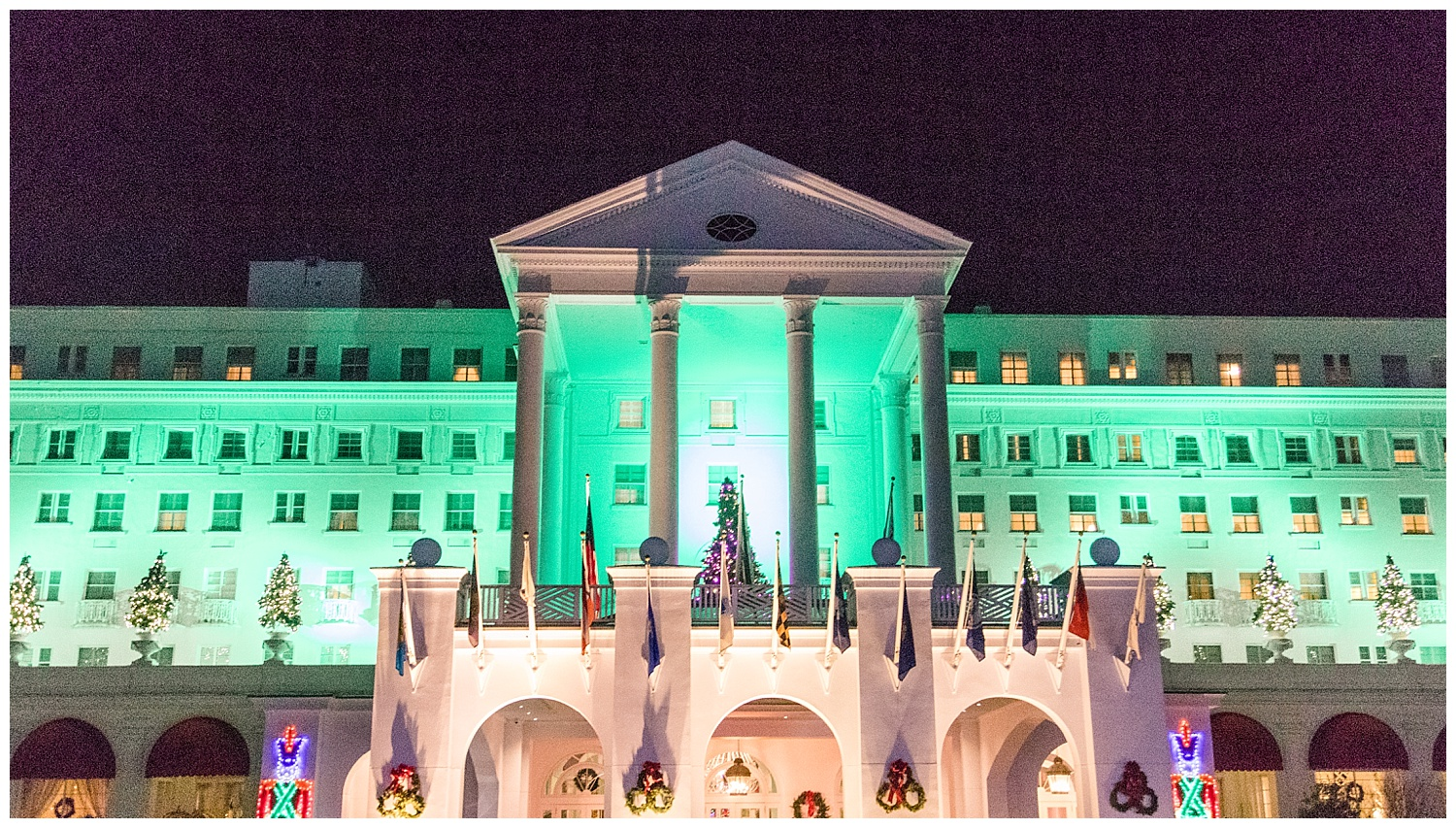 The Greenbrier Christmas