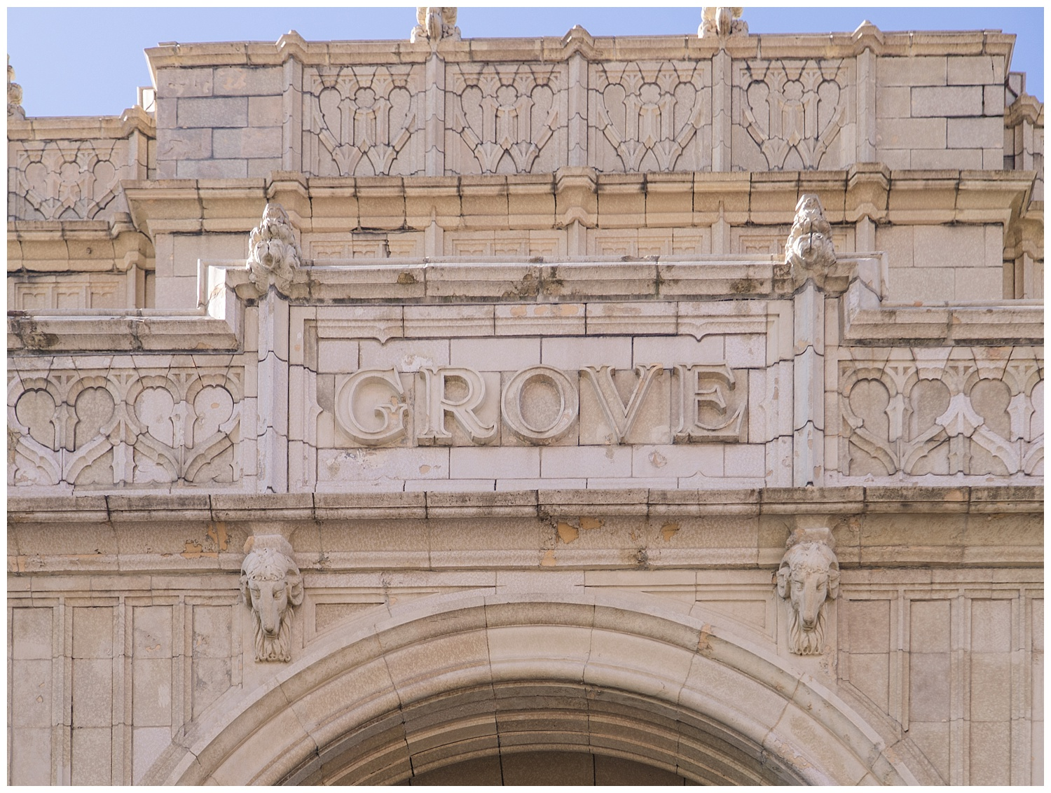 The Grove Arcade, Asheville, North Carolina