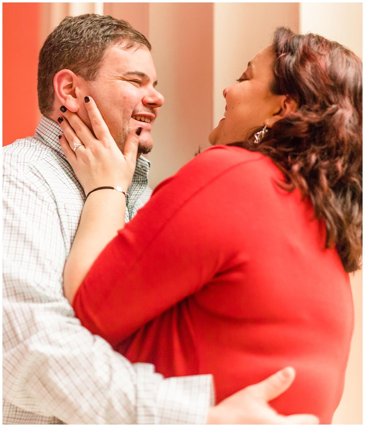 VMFA engagement photos - Richmond, Virginia