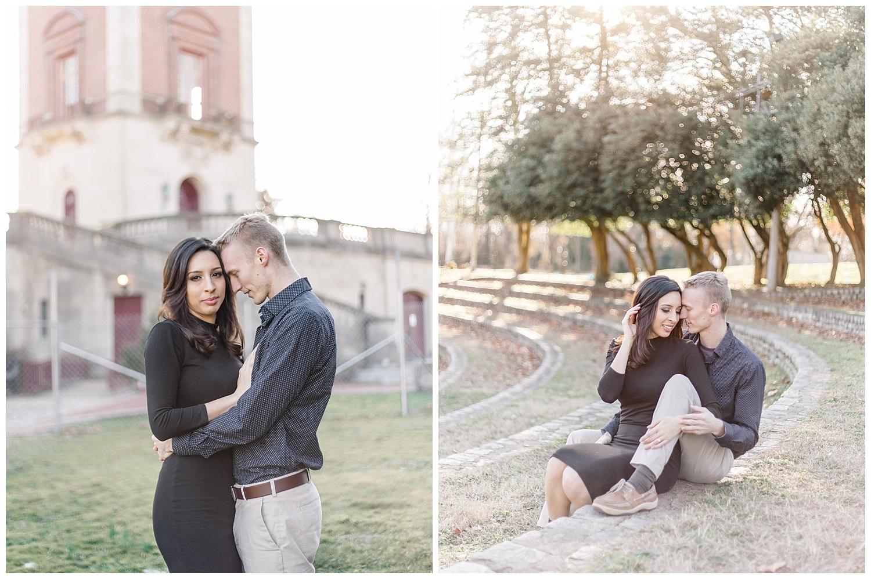Richmond Engagement Photos - Byrd Park & The Carillon