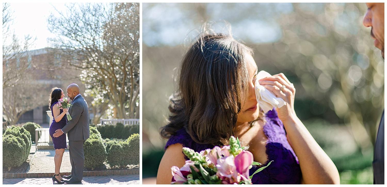 Virginia wedding photography - College of William & Mary