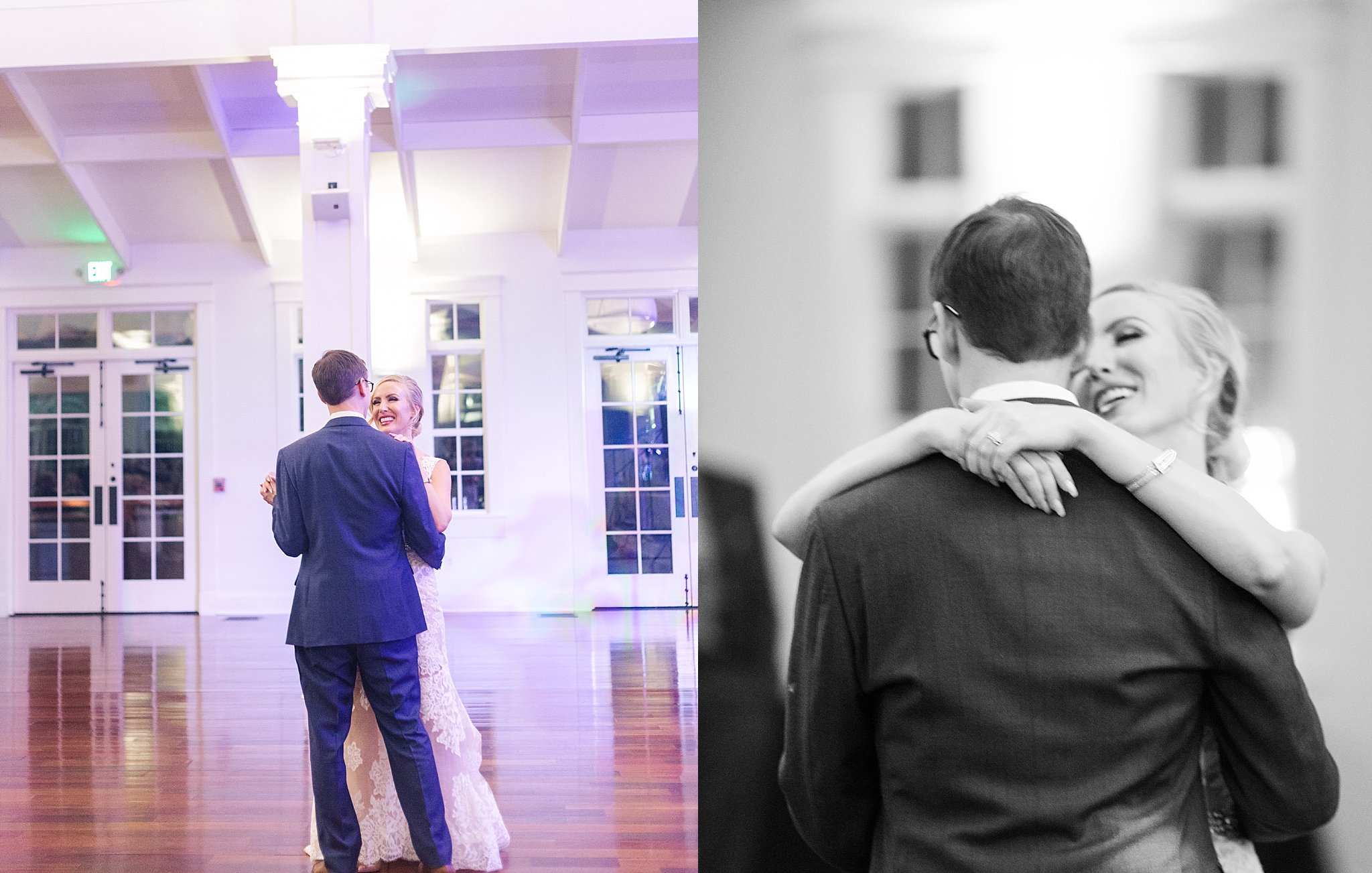 Upper Shirley Wedding Photographer - First Dance