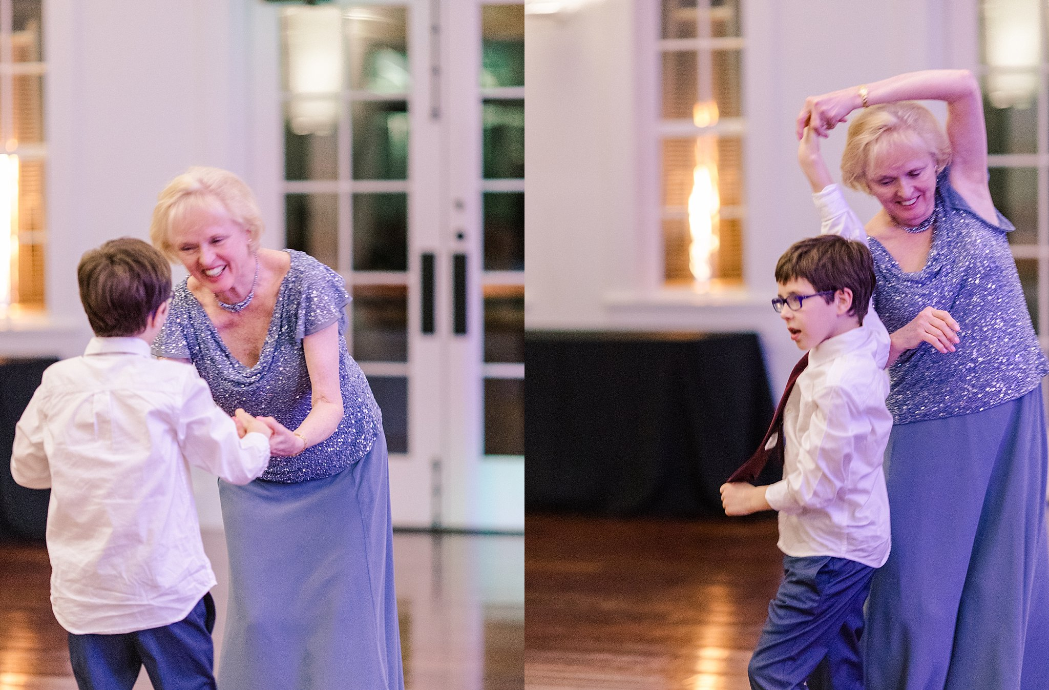 Upper Shirley Wedding Photographer - Mother of the Groom Dance