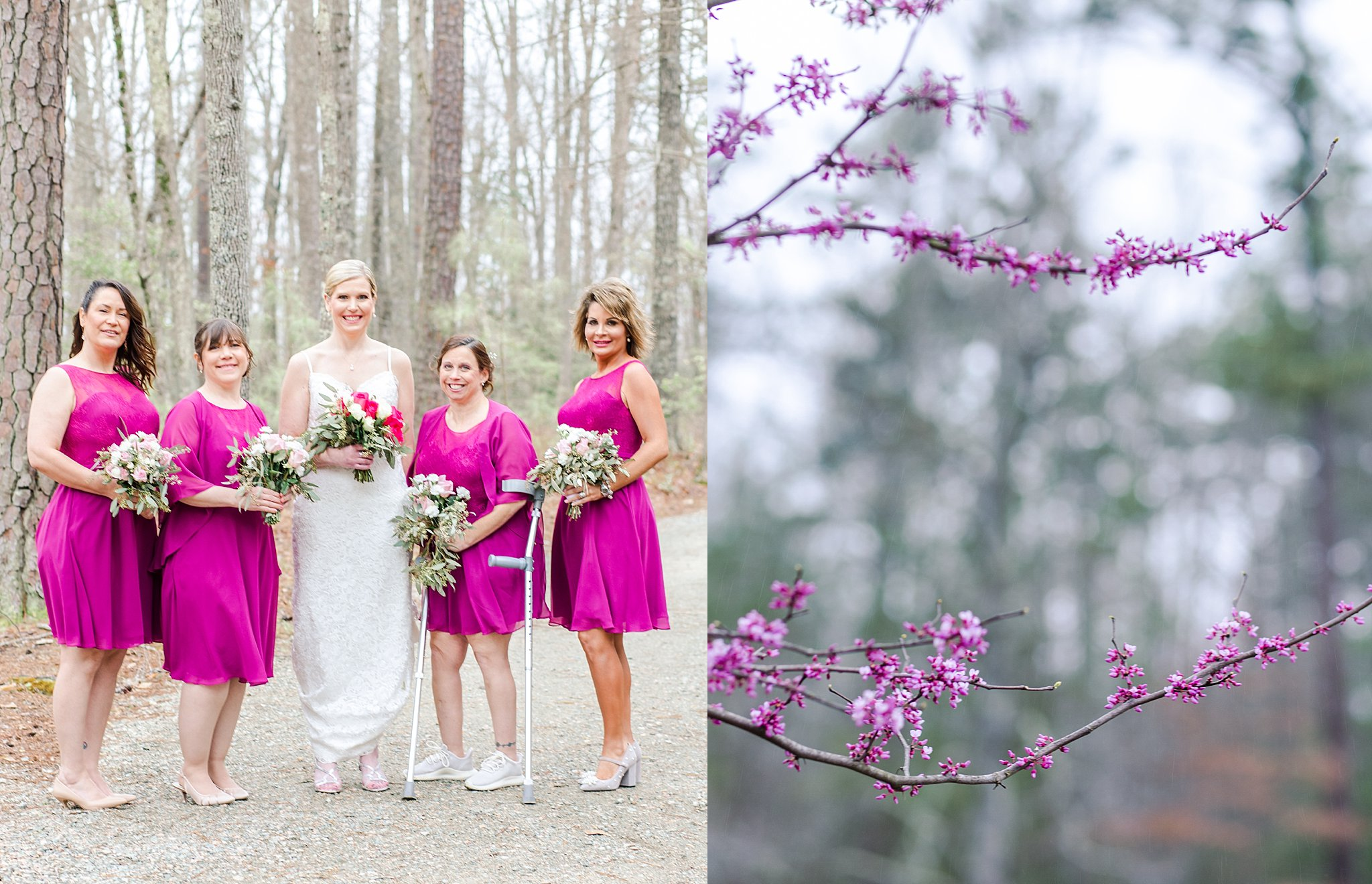 Chesterfield Wedding at Pocahontas State Park