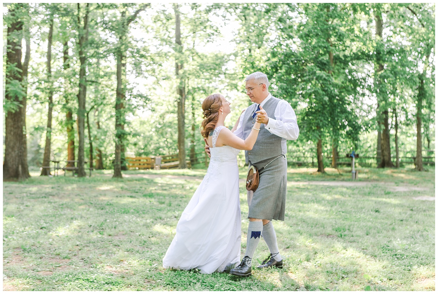 Henricus Historical Park, Virginia Wedding - Jessica + David