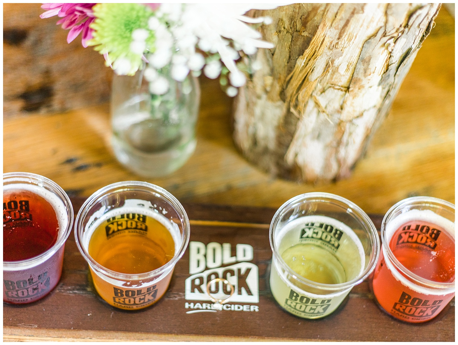 Bold Rock Cidery Engagement Photos