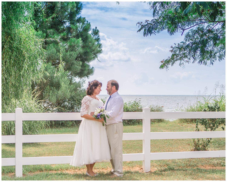 Deltaville Virginia Wedding - Joni + Ken