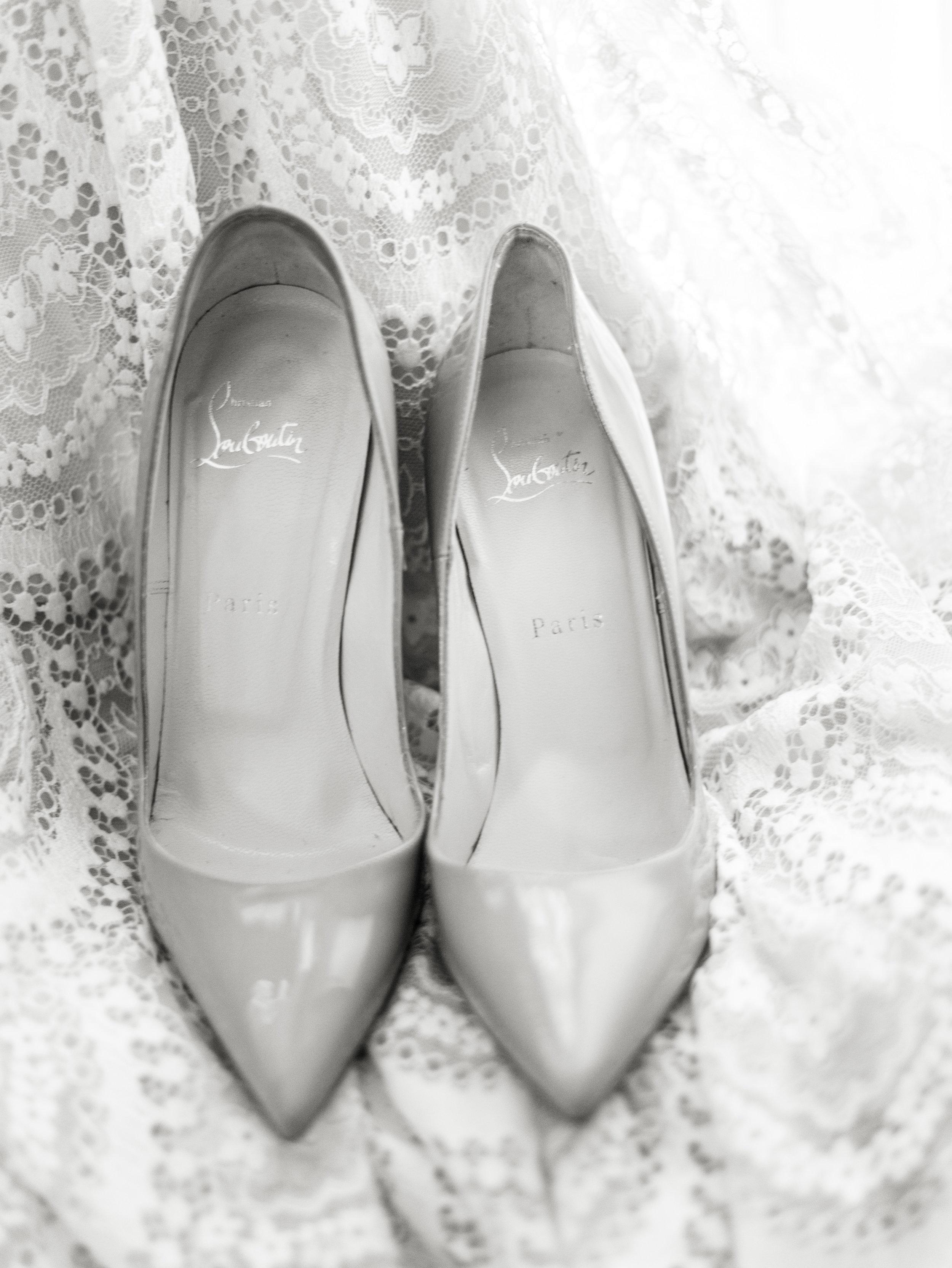 Ashton Creek Vineyard - Louboutin Shoes