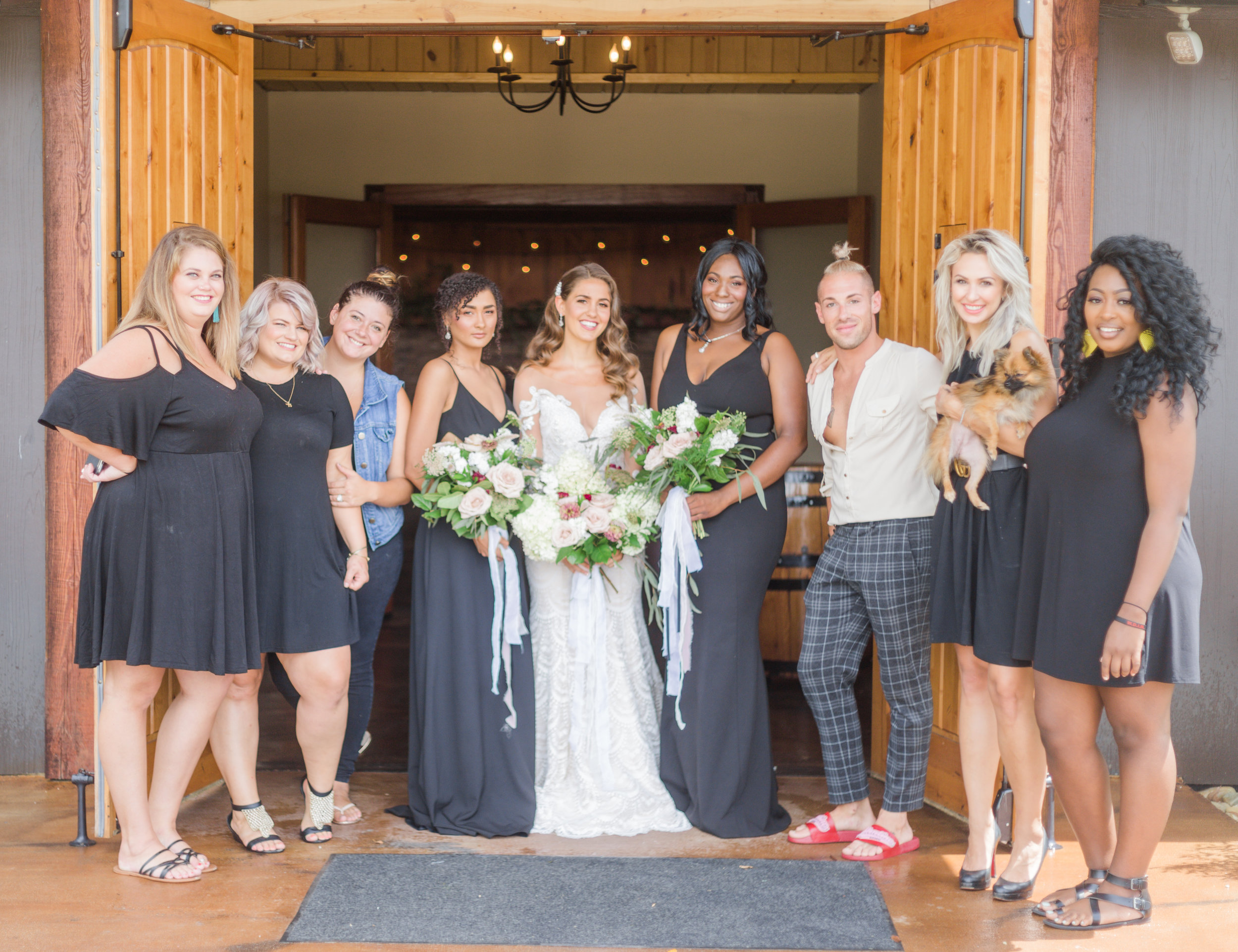 Ashton Creek Vineyards Wedding - Styled Shoot Vendors