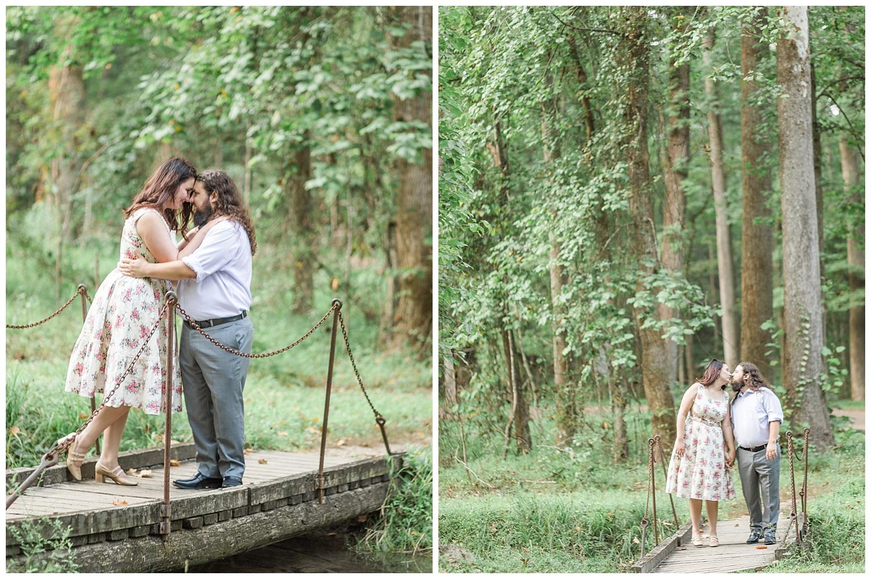 Yorktown Virginia Engagement Photos - Sarah + Patrick