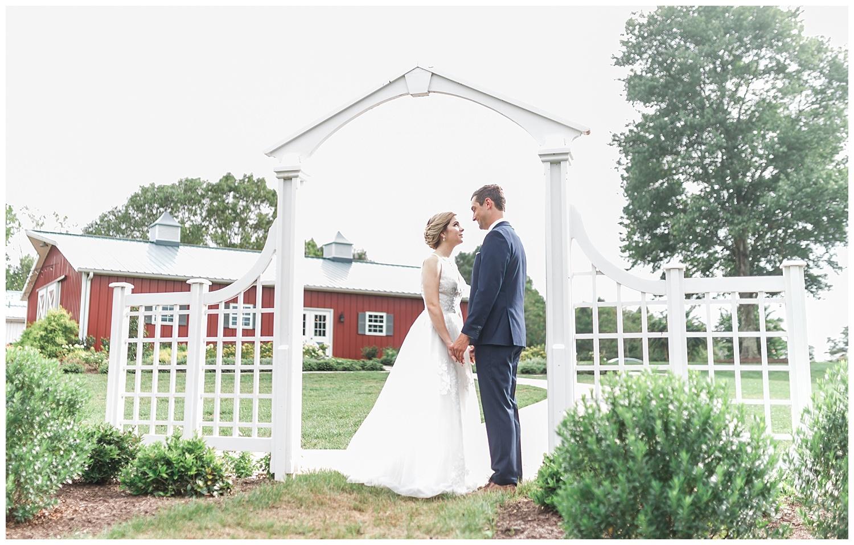 Vineyard Estate at New Kent Winery wedding photographer