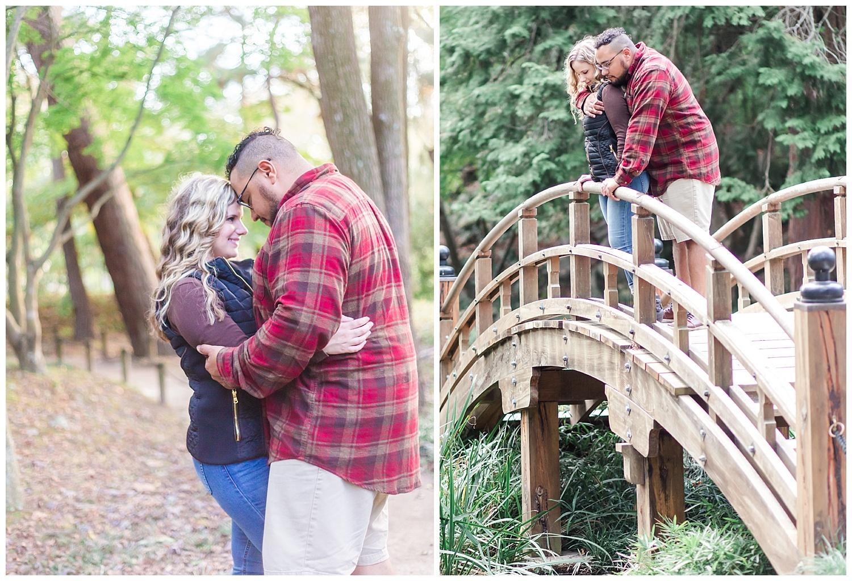 Virginia Wedding Photographer - Fall Maymont Engagement Portraits - Marissa + Joshua