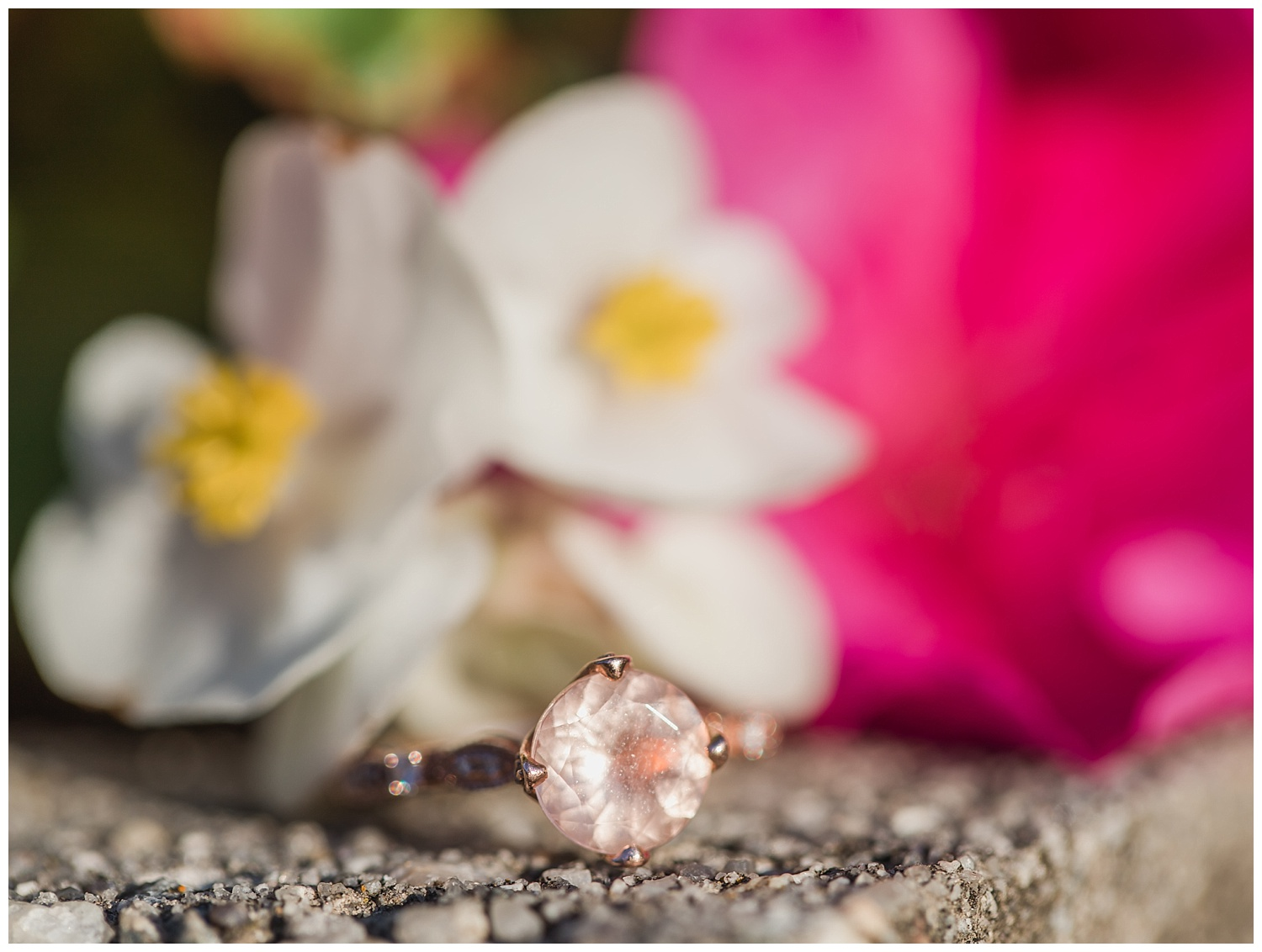 Pink Diamond - Virginia Wedding Photographer