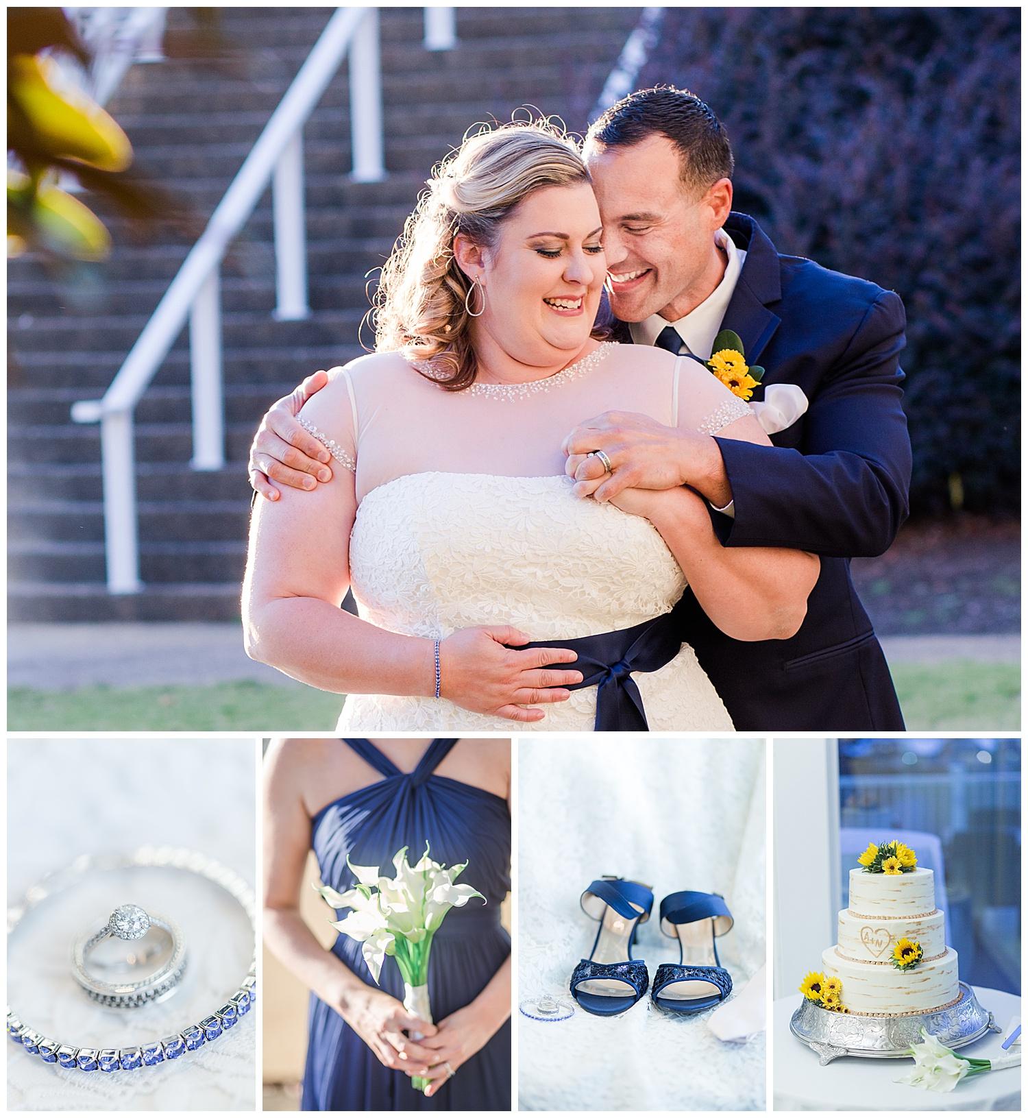 Kingsmill Resort Wedding - Williamsburg, Virginia