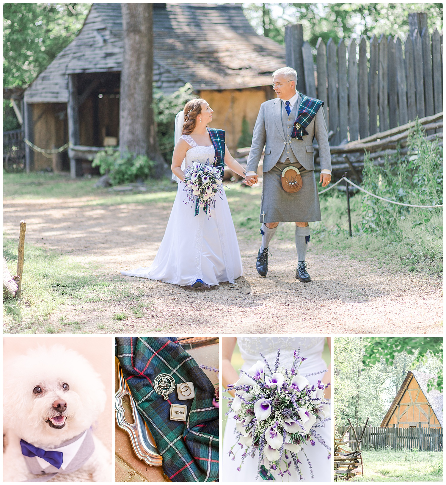 Henricus Historical Park Wedding - Virginia Wedding Photographer