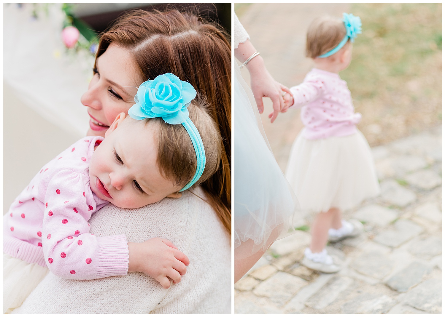 Richmond Family Photographer - Byrd Park Bohemian Styled Shoot