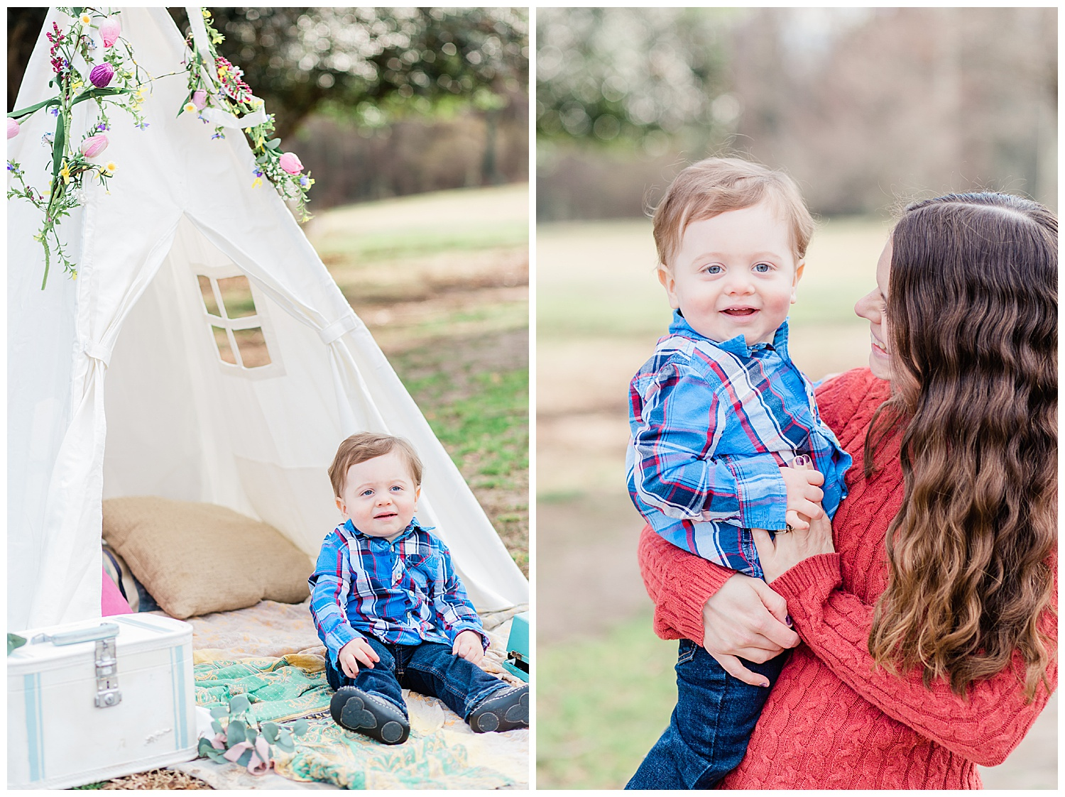 Richmond Family Photographer - Byrd Park