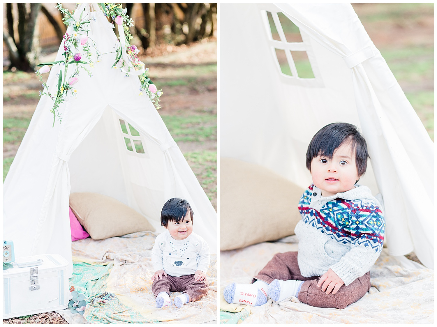 Kids Teepee Photos