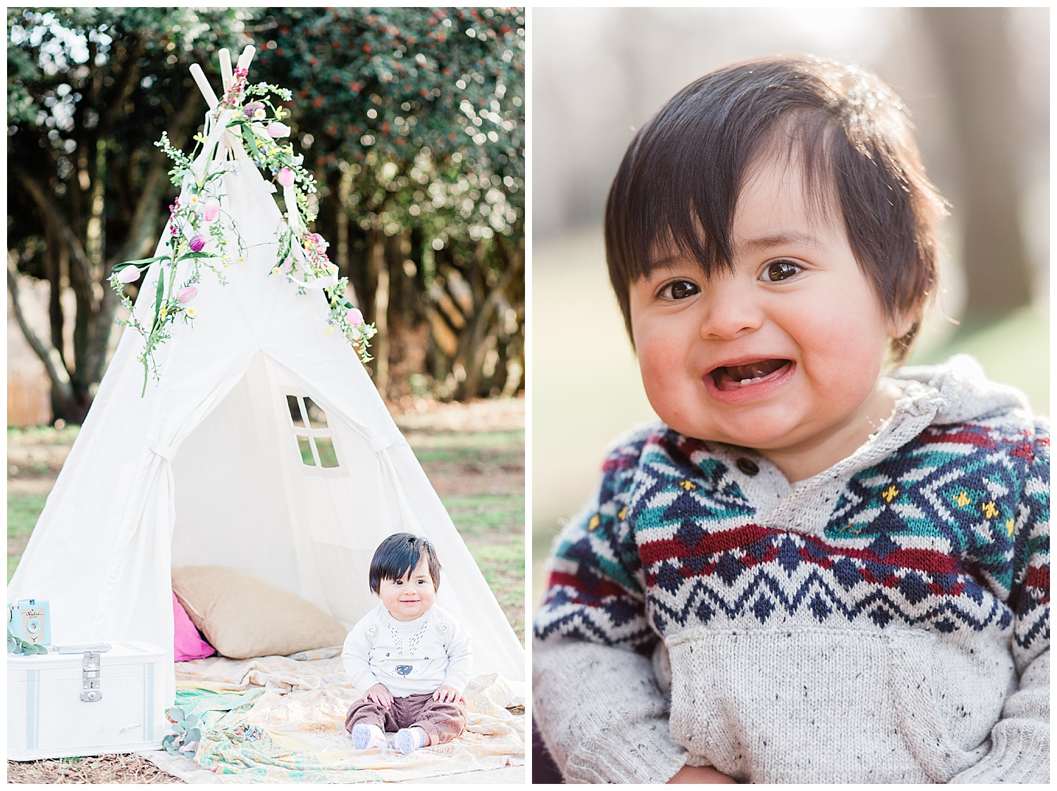 Teepee Kids Photos