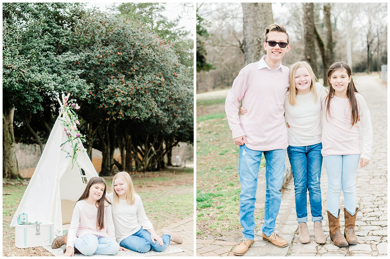 Richmond Virginia Family portraits