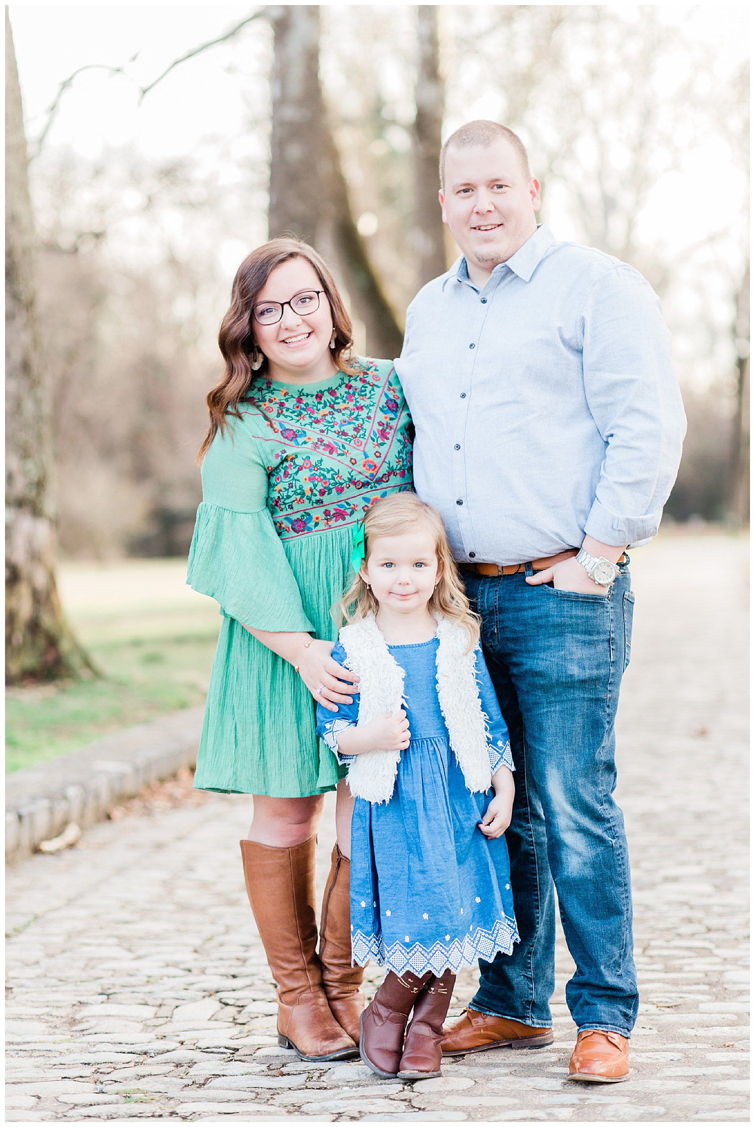 Byrd Park family photos
