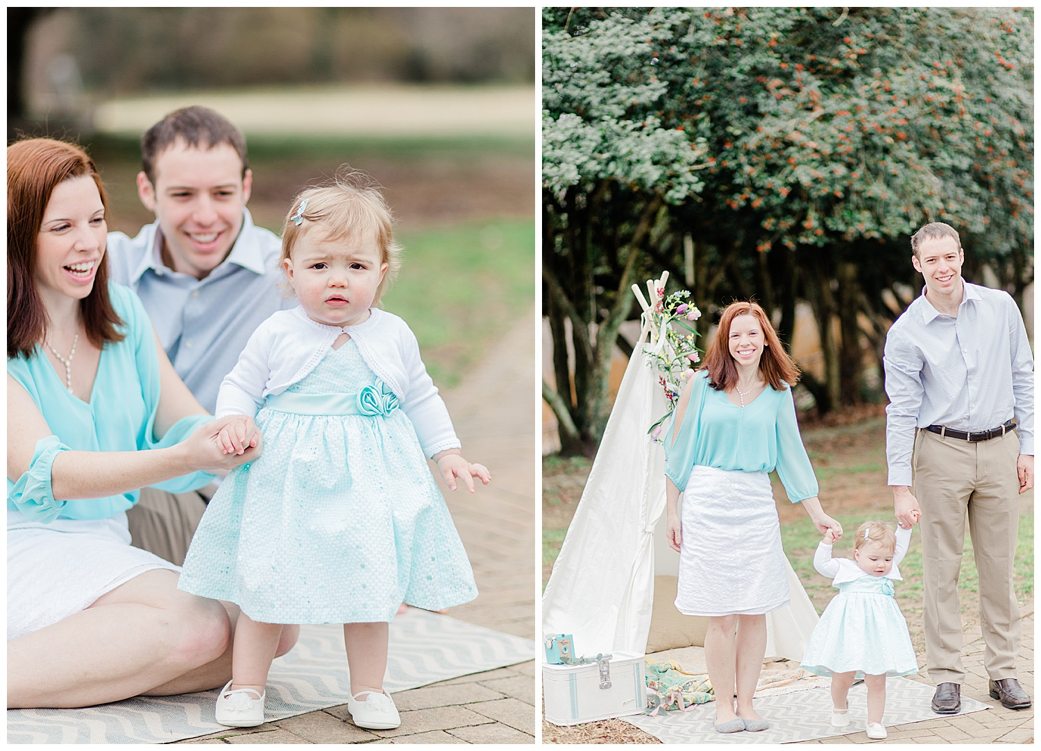 Richmond Virginia family photographer - Byrd Park