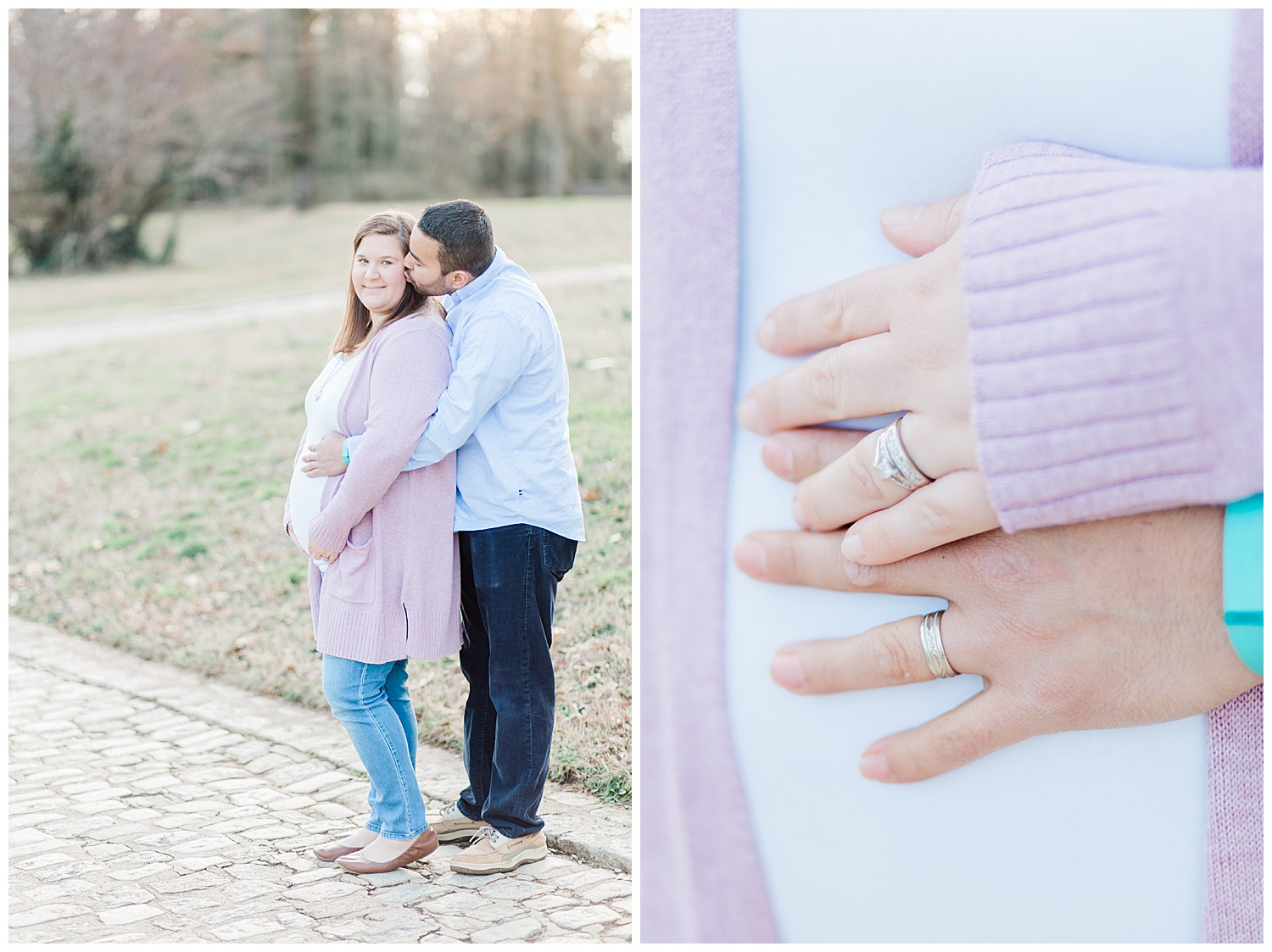 Richmond Virginia Maternity Photographer