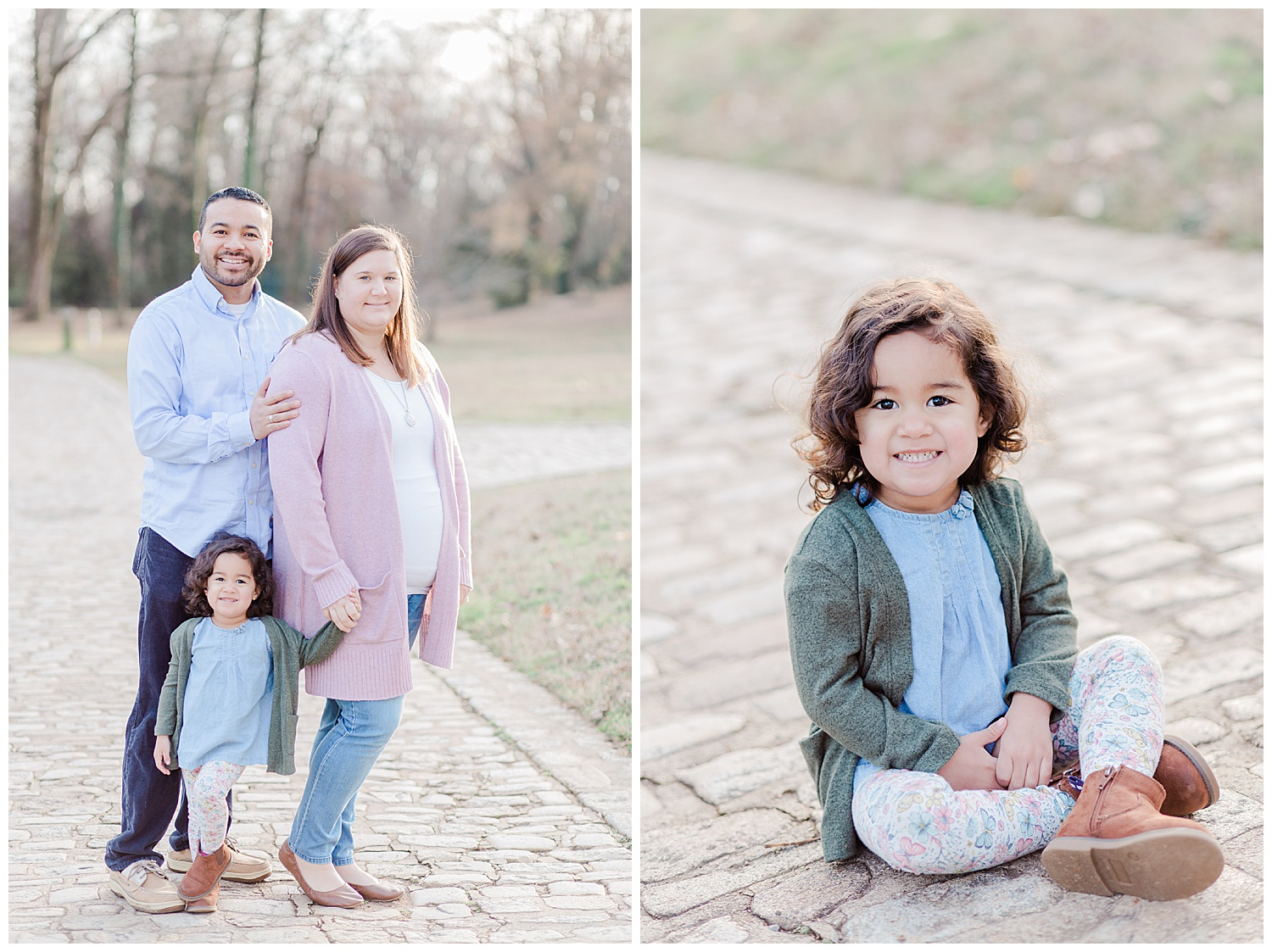 Byrd Park Family Portraits