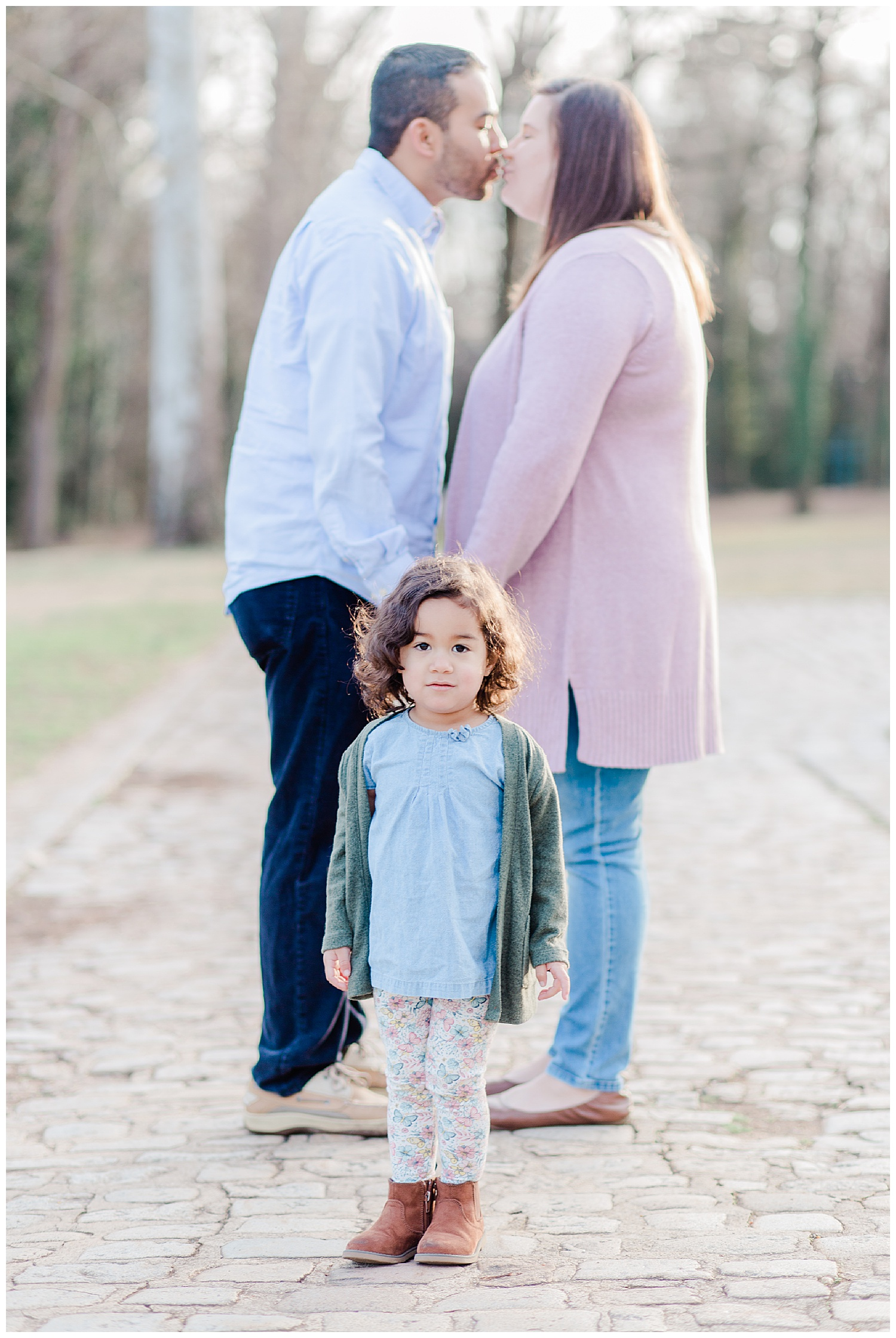 Byrd Park Family photographs