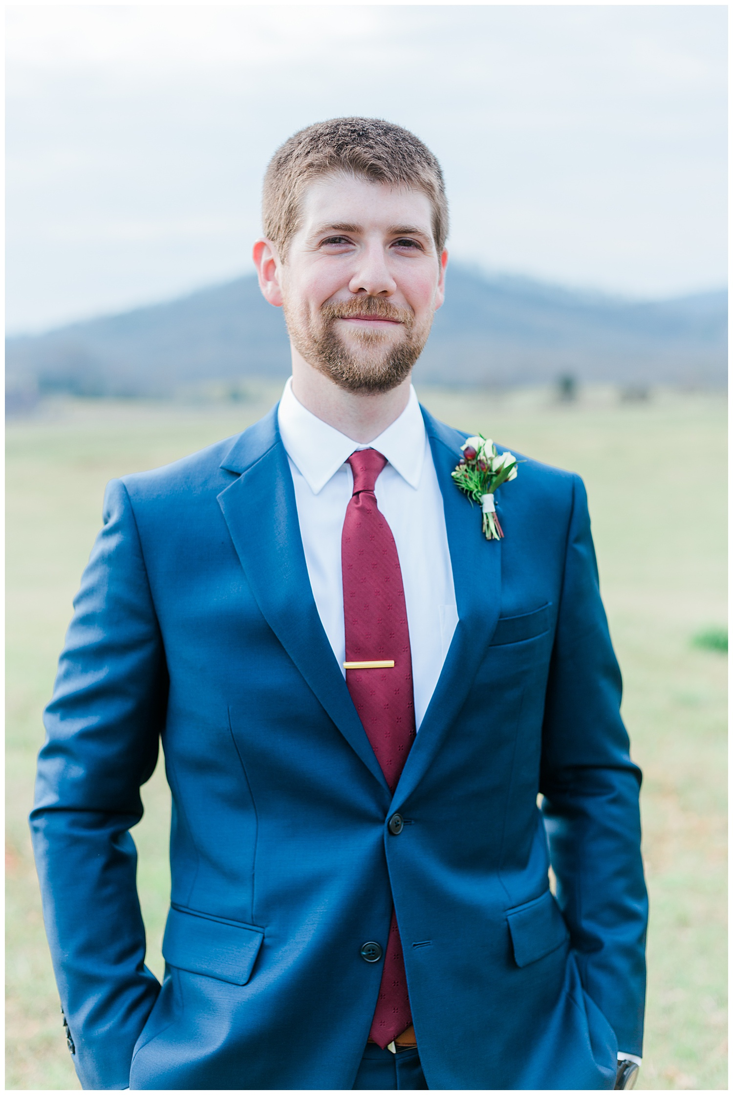 Early Mountain Vineyards Wedding - Virginia Wedding Photographer