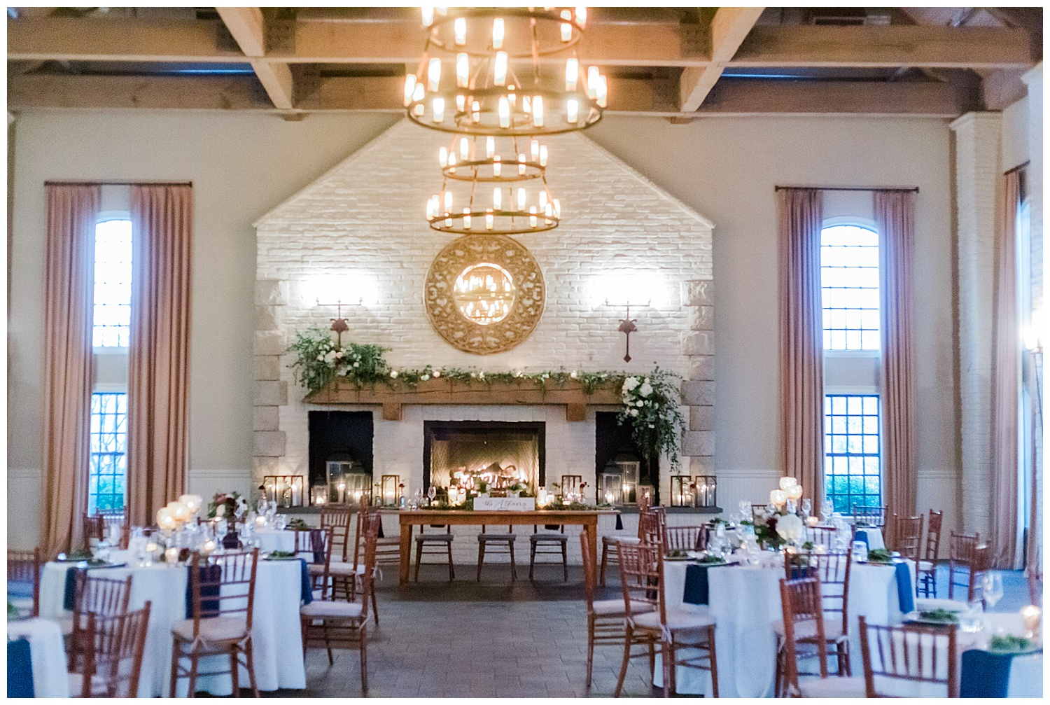 Early Mountain Vineyards Wedding Reception - Charlottesville, VA