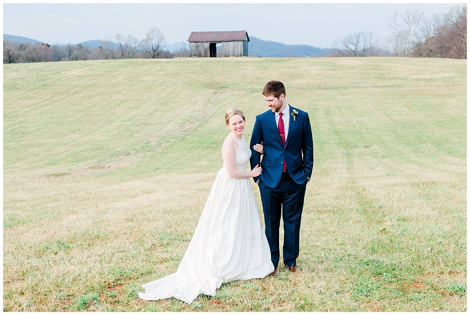 Early Mountain Vineyards Wedding - Charlottesville Virginia Wedding Photographer