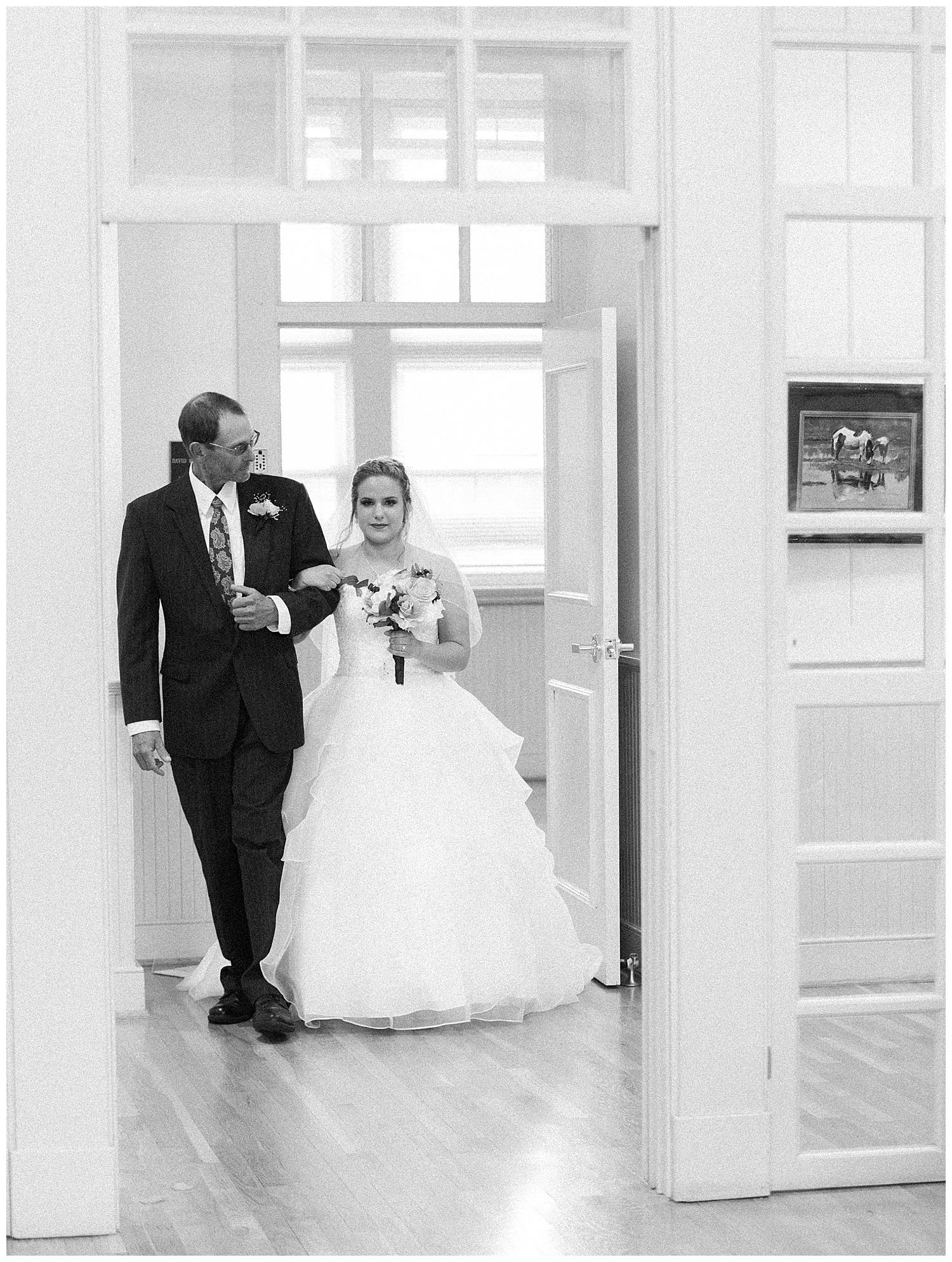 Wedding Ceremony - Virginia Wedding Photographer