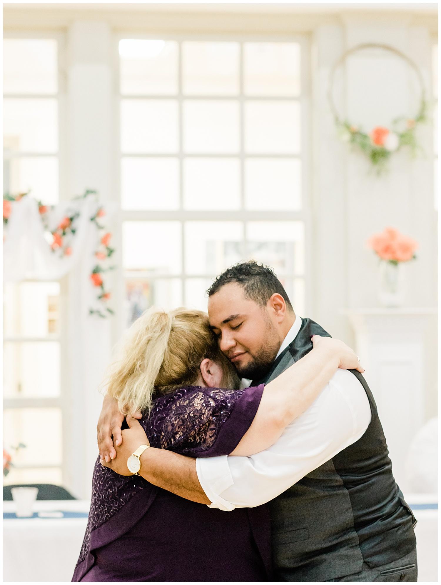First Dance - Montpelier Center for the Arts - Virginia Wedding Photographer